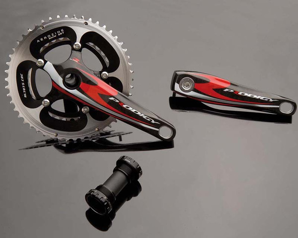 Red Diablo cranks