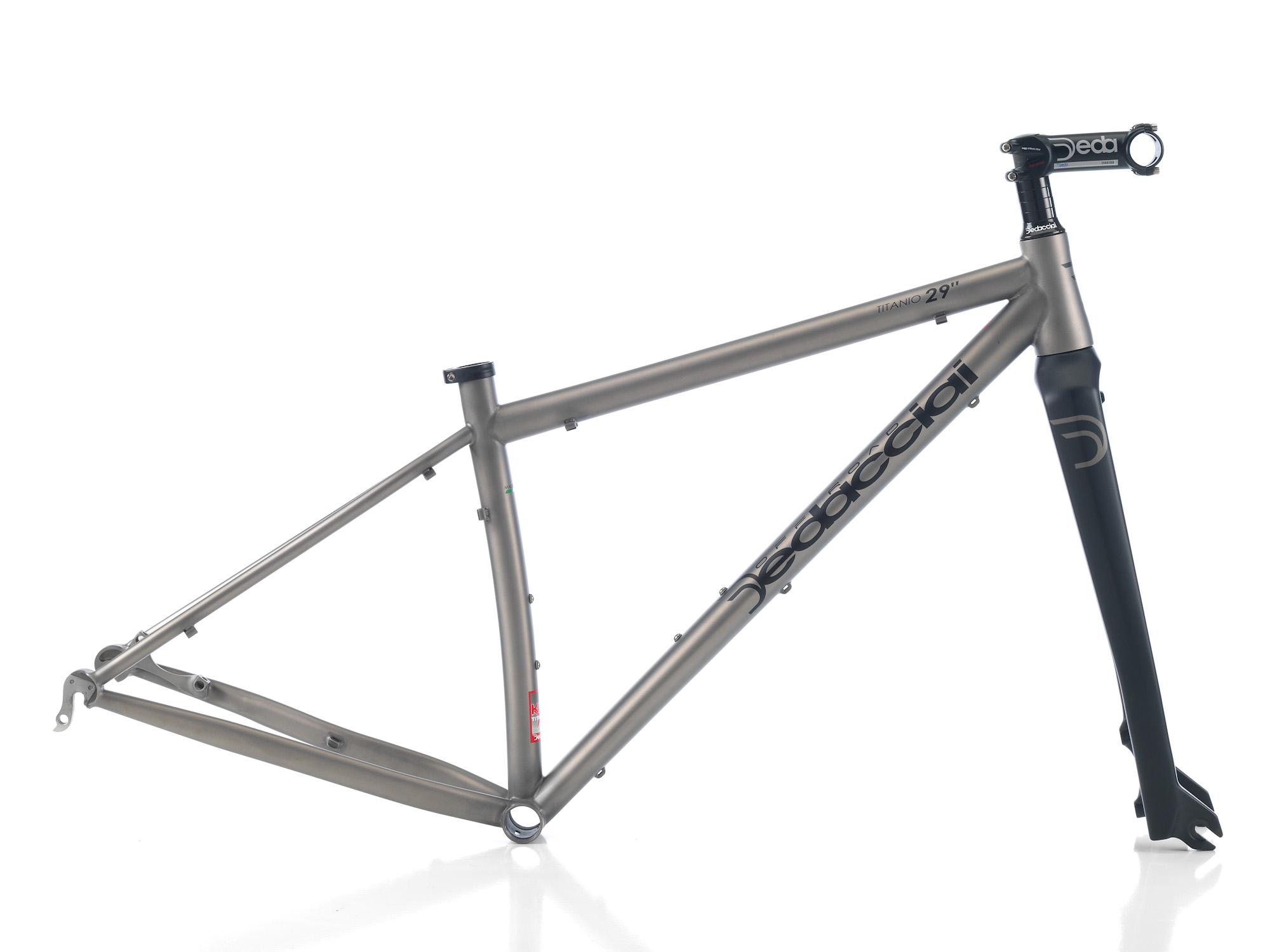 Titanio 29 - Dedacciai Framesets Forza Bikes